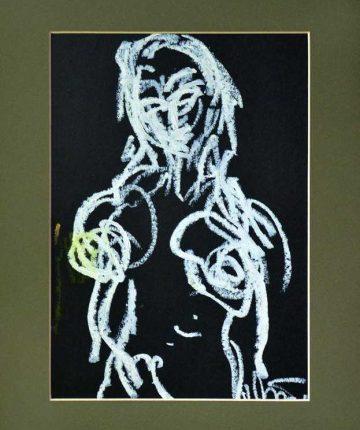 Piešinys/30×21/popierius, pastelė/2011