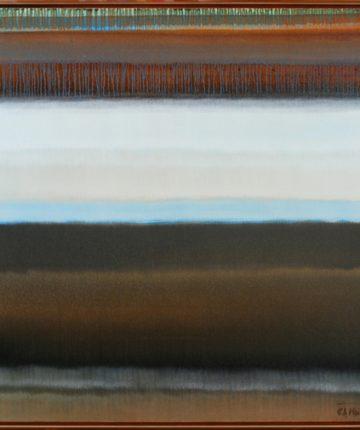 Iš ciklo TOLIAI/ 100x100/ aliejus, drobė/2009