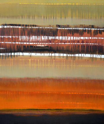 Iš ciklo TOLIAI/ 100x100/ aliejus, drobė/2005