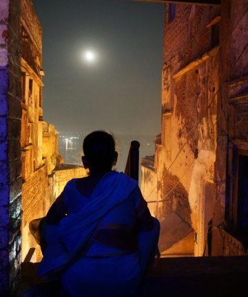 Meditacija/Varanasi, Indija/2017
