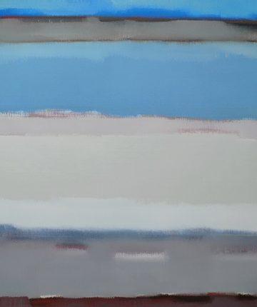 Iš ciklo TOLIAI/ 100x200/drobė, aliejus/2004