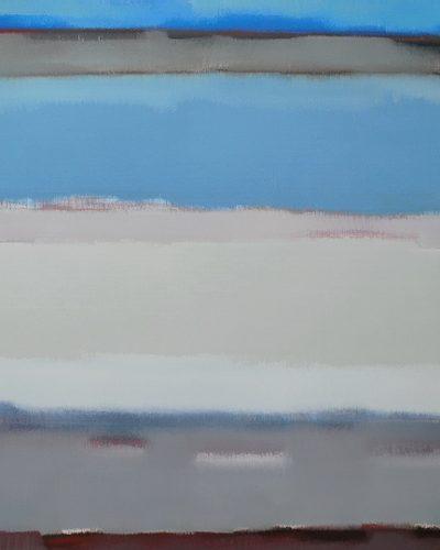 Iš ciklo TOLIAI/ 100x200/ aliejus, drobė/2004